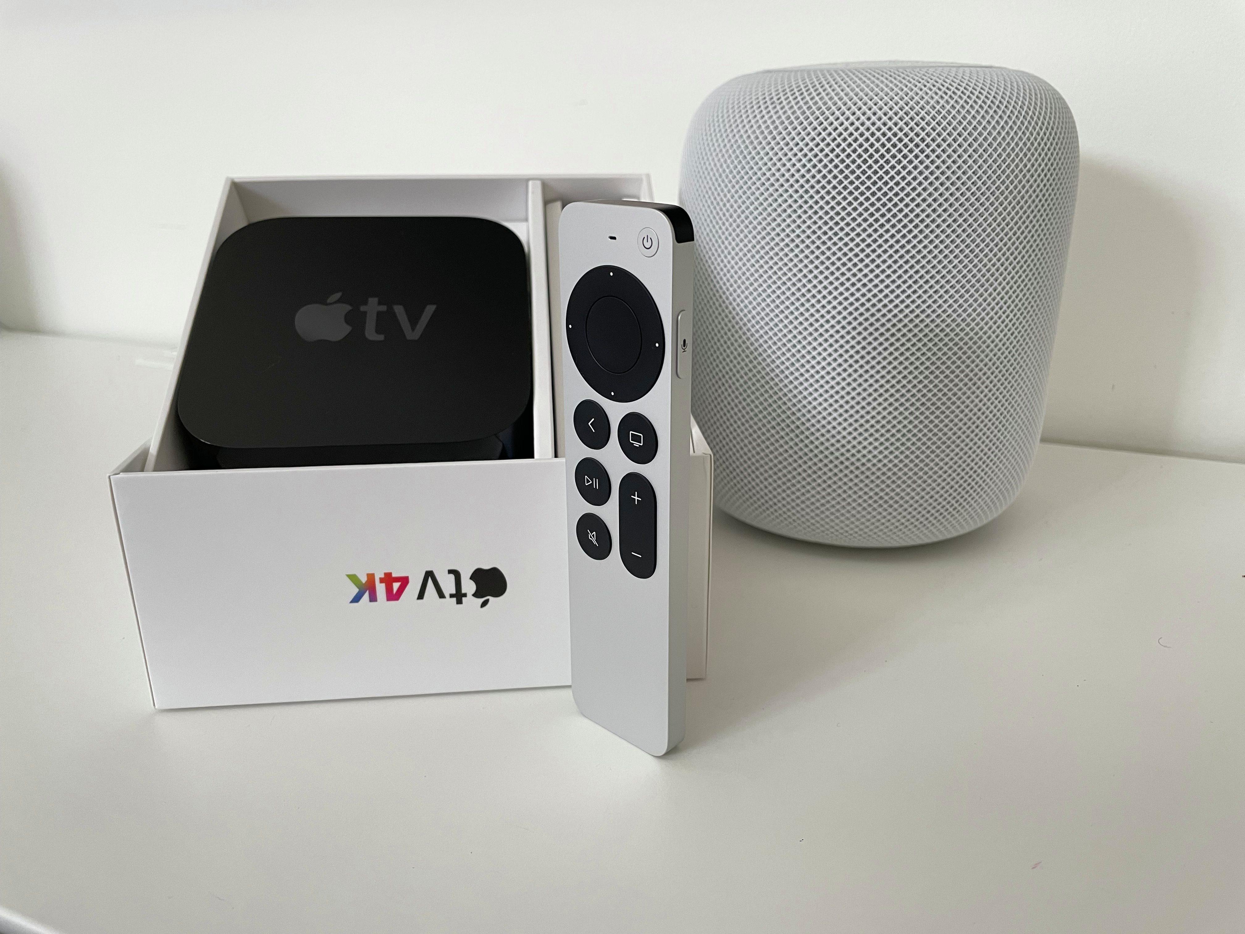 Apple TV 4K Siri Remote جدید