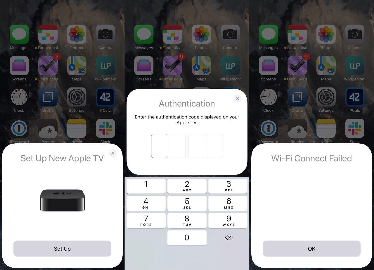اگر نمی توانید با iPhone راه اندازی کنید ، می توانید Apple TV را به صورت دستی تنظیم کنید