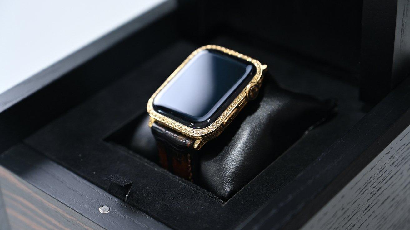 نمی توانید Apple Watch Sport Band خود را به این ساعت اضافه کنید.