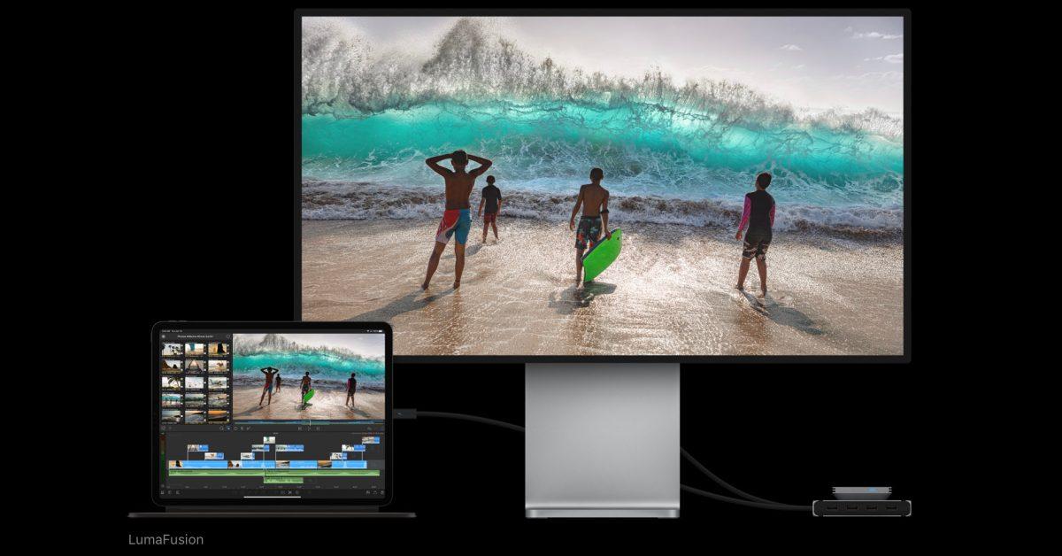 اپل نمی تواند بهترین ویژگی iPad Pro را تبلیغ کند (هنوز)