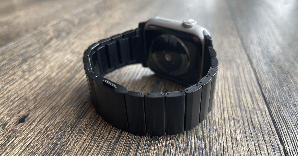Nomad Titanium Band معامله بهتری از Link Bracelet-9to5Mac اپل است