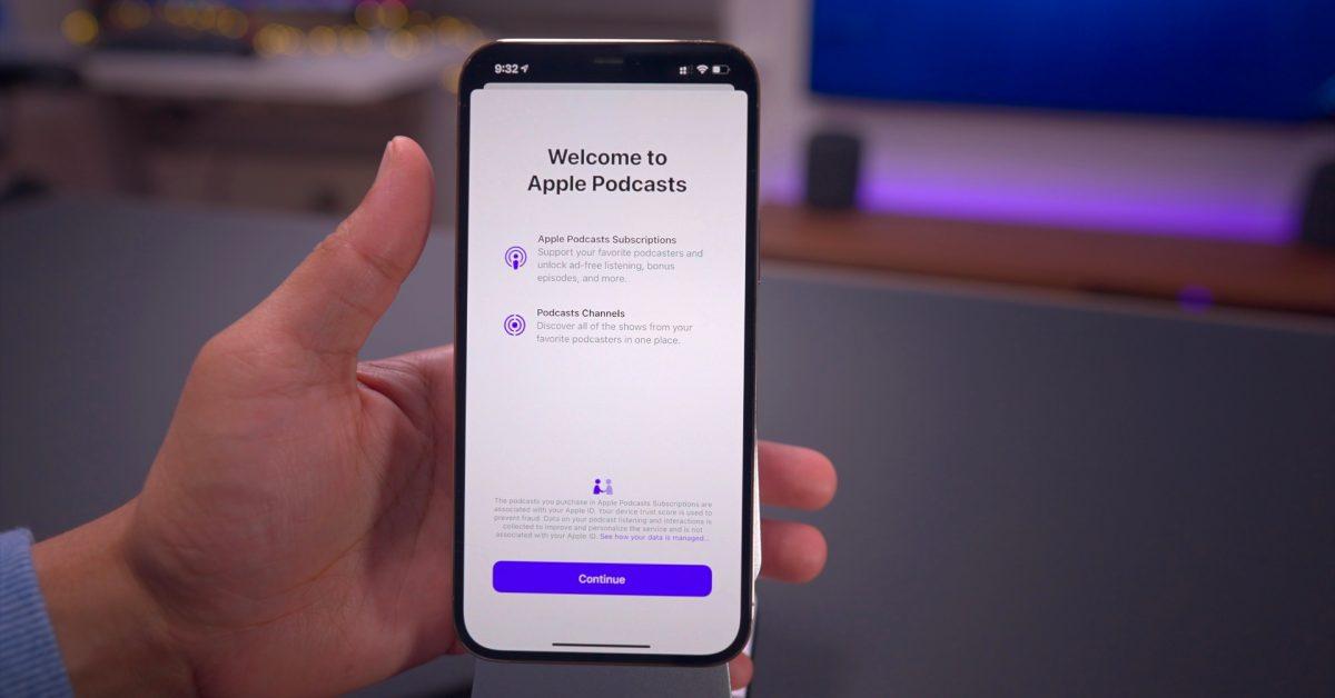 اپل راه اندازی اشتراک پادکست را به ژوئن موکول می کند و امیدوار است که بهبود برنامه Podcasts را داشته باشد