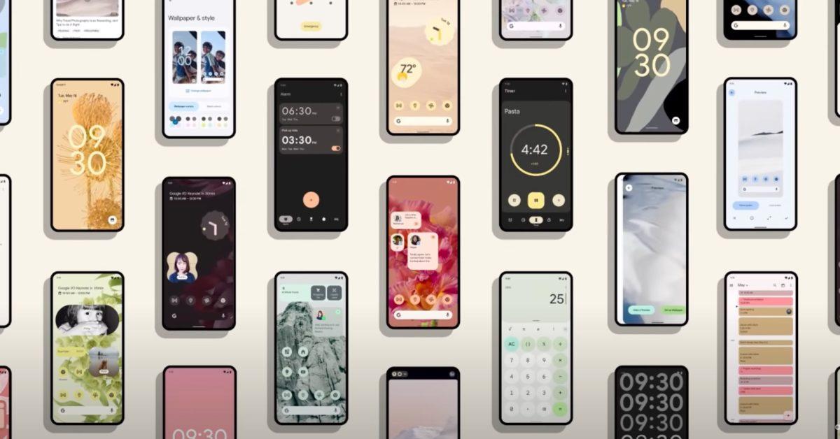 می خواهید اپل از کدام ویژگی اندروید 12 در iOS 15 کپی کند؟