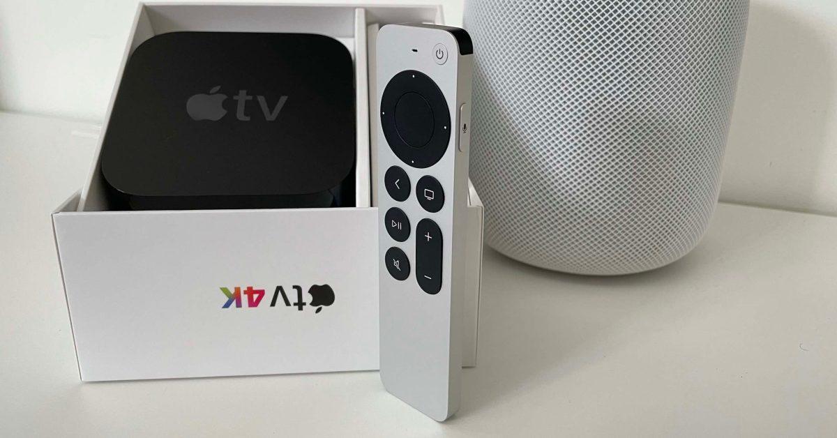 Apple TV Siri Remote: نحوه کنترل تلویزیون ها و گیرنده ها