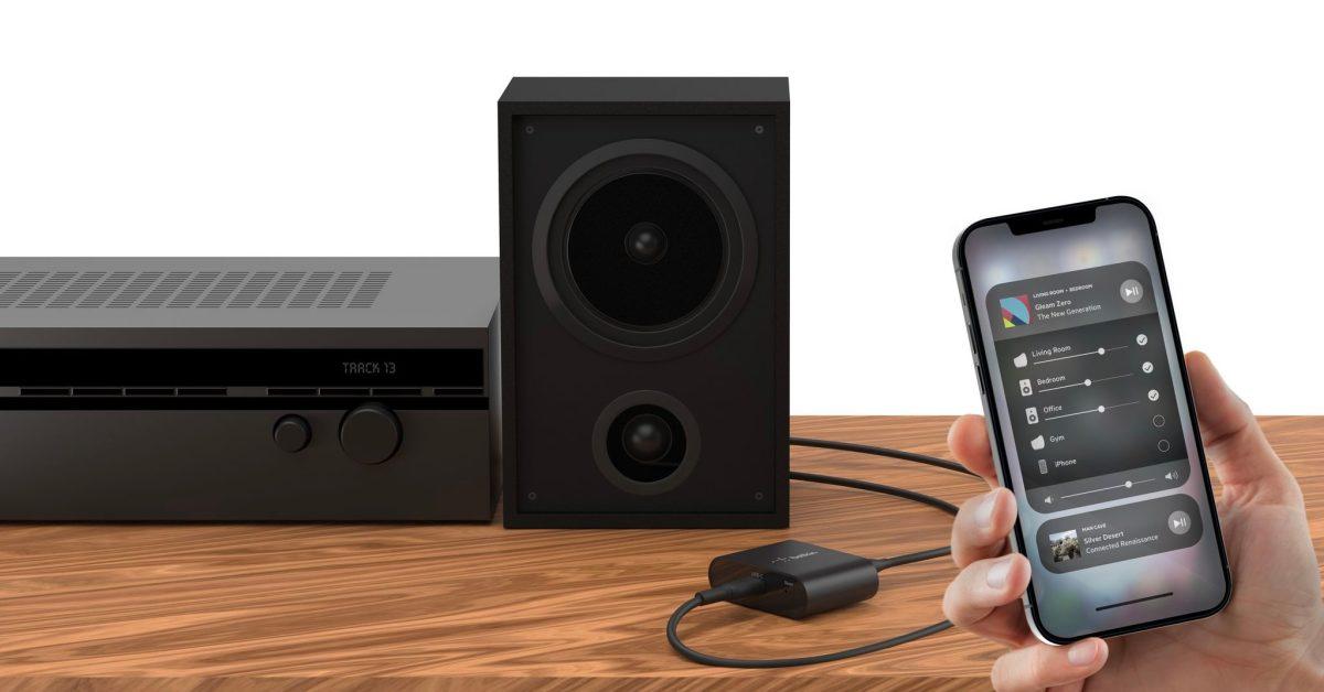 بلکین یک دانگل جدید Soundform Connect را برای افزودن AirPlay 2 به هر بلندگو معرفی می کند [U]