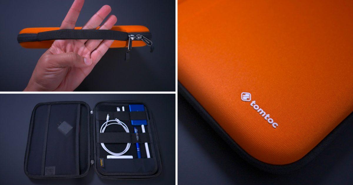 فضای ذخیره سازی را با کیف جدید tomtoc PadFolio برای iPad به حداکثر برسانید [Video]